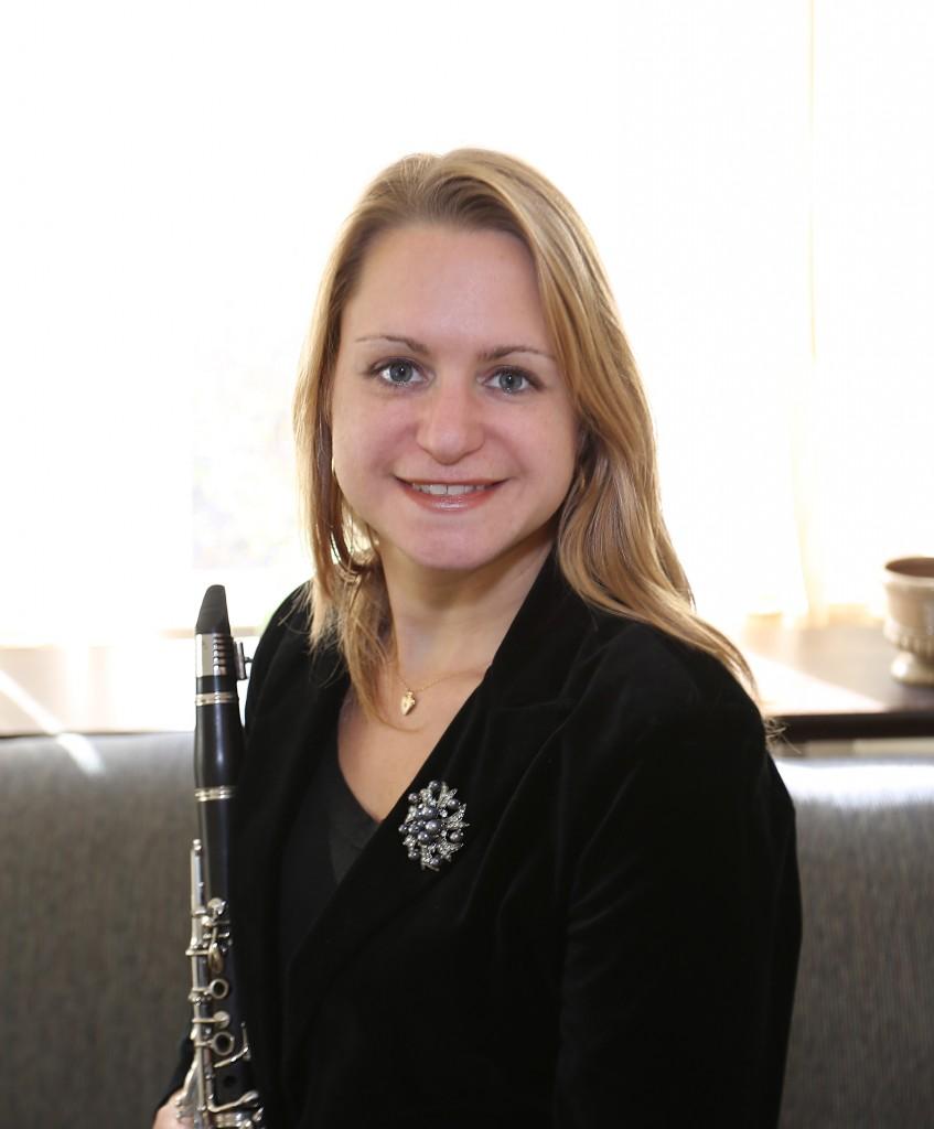 regan nikol stas clarinet teacher