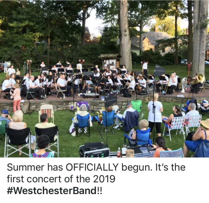 Westchester Band 2019